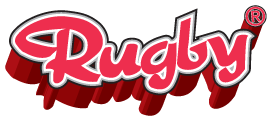 Rugby logo.